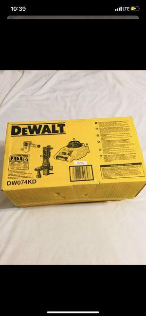 Dewalt 360 degrees laser for Sale in Atlanta, GA