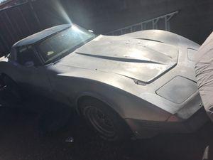 1981 Chevy Corvette 350 V8 for Sale in Tucson, AZ