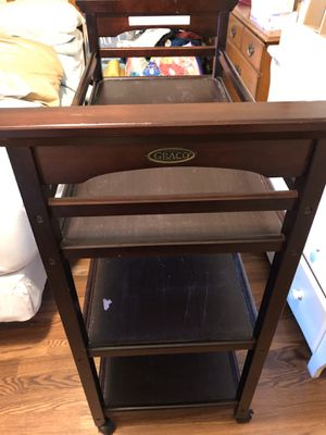 Graco changing table for Sale in Tacoma, WA