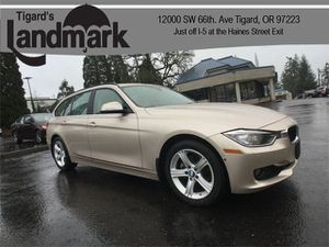 2015 BMW 3 Series for Sale in Tigard, OR