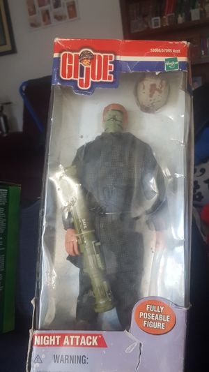 Gi joe action figure for Sale in Boston, MA