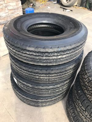 Trailer tires 💲39 DOWN for Sale in Mission, TX