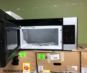 Stainless Steel Samsung Microwave Over The Range‼️ US for Sale in Dallas, TX
