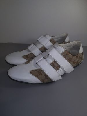 Gucci Double Velcro Trainers/Sneakers for Sale in Marysville, WA