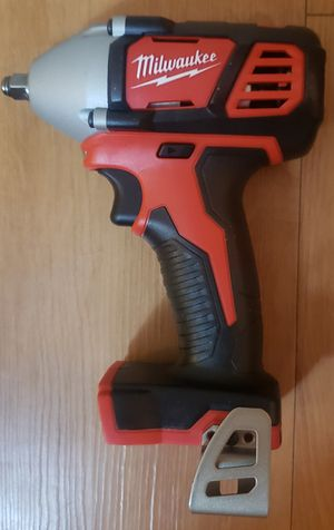 """NEW MILWAUKEE M18 3/8"""" IMPACT WRENCH W/ FRICTION RING for Sale in Lombard, IL"""