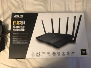 Asus router for Sale in Bakersfield, CA