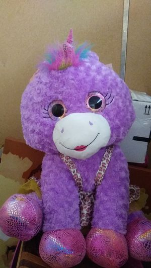 Huge unicorn stuffed animal for Sale in Layton, UT