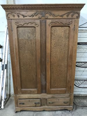 Vintage/Antique Armoire last night sale!! Come make a deal!! for Sale in Los Angeles, CA