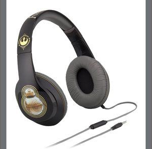 iHome - Star Wars Li-M40BB.FXv7M Over-the-Ear Headphones - Black/gold for Sale in Miami, FL