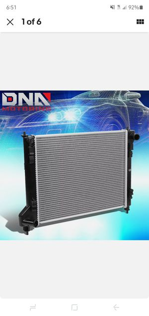 FOR 2013-2018 NISSAN SENTRA 1.6L 1.8L 13365 FACTORY STYLE ALUMINUM CORE RADIATOR for Sale in Lake Elsinore, CA
