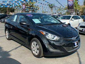 2016 Hyundai Elantra for Sale in Bellflower, CA
