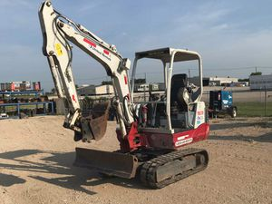 2014 Takeuchi TB228 Mini Excavator for Sale in Garland, TX