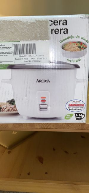 Rice cooker for Sale in Edgemere, MD