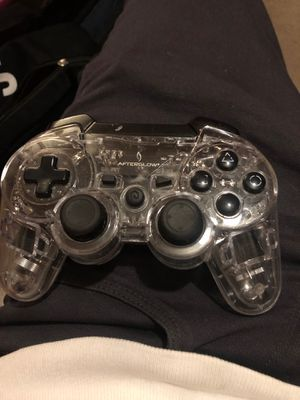 Glow ps3 wireless remote for Sale in Everett, WA