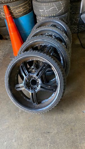 Rims For Sale !!! for Sale in Chicago, IL