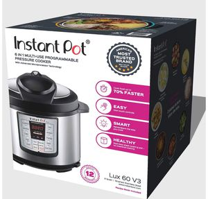 Instant Pot - unopened box for Sale in Princeton, NJ