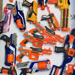 Nerf gun collection will separate for Sale in Denver, CO