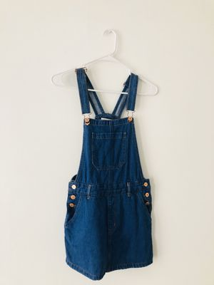 Denim Overall Dress for Sale in Bolingbrook, IL