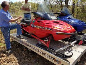 Skidoo formula 500cc snowmobile for Sale in Colona, IL