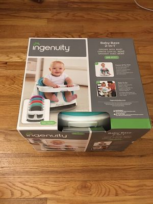 Ingenuity Baby Base 2-1 Booster Seat for Sale in Staten Island, NY