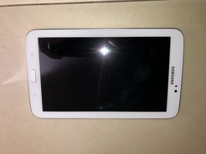 Samsung tablet for Sale in Bridgeview, IL