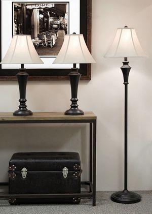 Lamp Set (Set of 3) for Sale in Irvine, CA