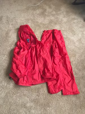 Women's rain suit for Sale in Mundelein, IL