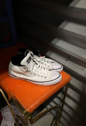 Converse shoes size 9 men for Sale in San Jose, CA