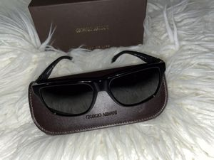 Like new mens giorgio armani sunglasses for Sale in Whittier, CA