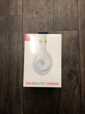 Beats Studio 3 Wireless for Sale in Fullerton, CA