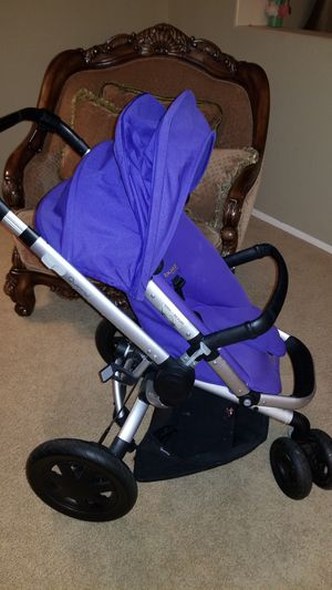 Quinny buzz extra stroller for Sale in Fontana, CA