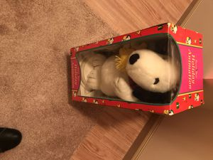 Two snoopy animated dolls for Sale in Steelton, PA