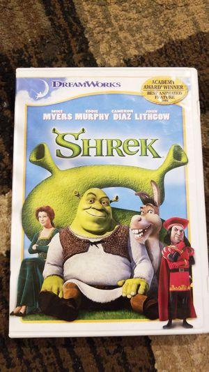 Shrek movie for Sale in Houston, TX