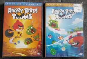 Angry Birds DVD movie, unopened for Sale in Everett, WA
