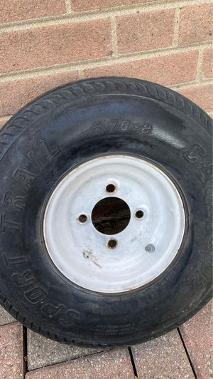 Trailer Tire for Sale in Mount Prospect, IL