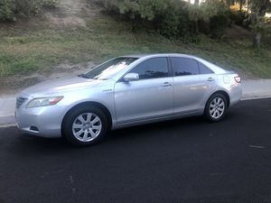 2007 Toyota Camry Hybrid for Sale in Chula Vista, CA