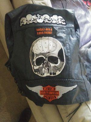 Harley vest for Sale in Denver, CO