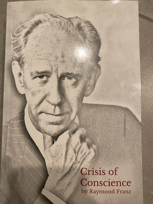 Crisis of conscience book for Sale in Victorville, CA