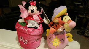 Disney Easter Plush, Tiger anf Minnie for Sale in Hillsboro, OR