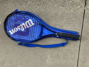 Wilson Tennis Racket for Sale in Lake Forest, CA