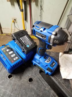 Kobalt impact wrench for Sale in San Angelo,  TX