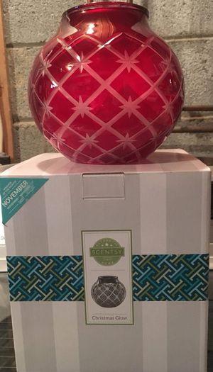 Brand new Scentsy Warmer - Christmas Glow for Sale in Manassas, VA