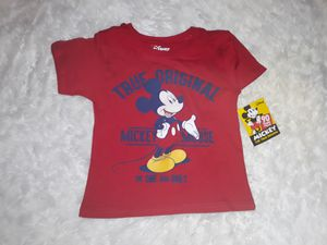 Disney boys Mickey shirt for Sale in Bloomington, CA
