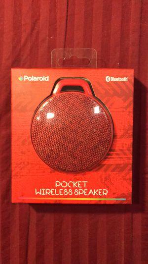 Polaroid Pocket Wireless Bluetooth Speaker for Sale in Palm Harbor, FL