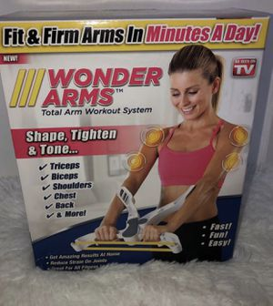 Wonder Arms Workout System for Sale in Apple Valley, CA