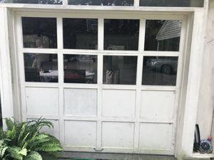Garage door for sale for Sale in Norfolk, VA