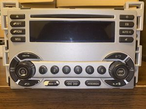 Car radio for 2006 Chevy Equinox for Sale in The Bronx, NY