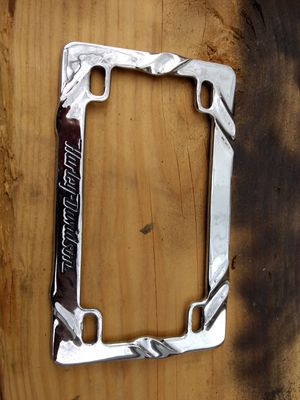 ***Harley Davidson Motorcycle license plate frame*** for Sale in Centennial, CO