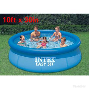 Alberca Intex 10ft x 30in New Family Easy set Pool ( Hablamos Español ) for Sale in Los Angeles, CA