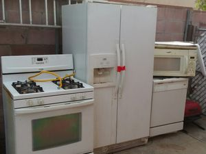 All working whirlpool appliances for Sale in San Bernardino, CA